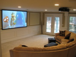 Amazing Home Theater Setup
